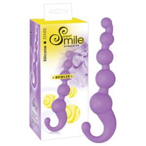 SMILE Bowler - kéjbot (lila)