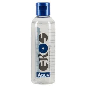 EROS Aqua - flakonos vízbázisú síkosító (50ml)