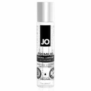 JO Prémium szilikonos síkosító (30ml)